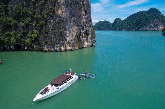 Phang Nga Bay Tour: Snorkling og...