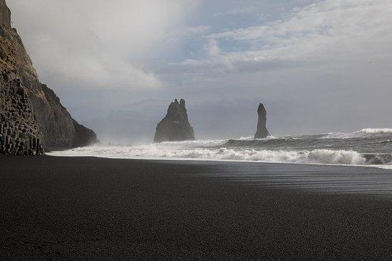 South Coast og Eyjafjallajokull Black...