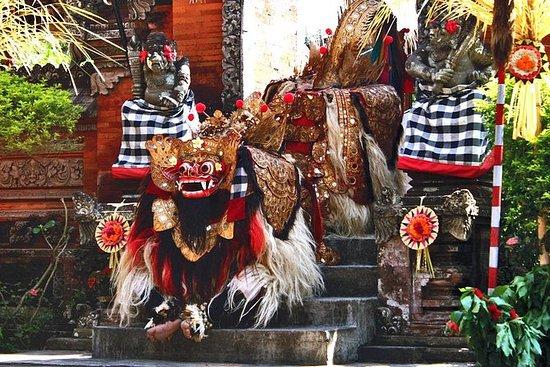 Privat Ubud Day Trip: Barong Dance og...