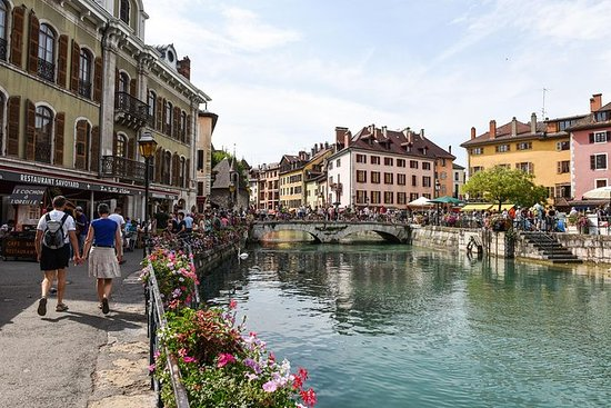 Private trip from Geneva to Annecy in...