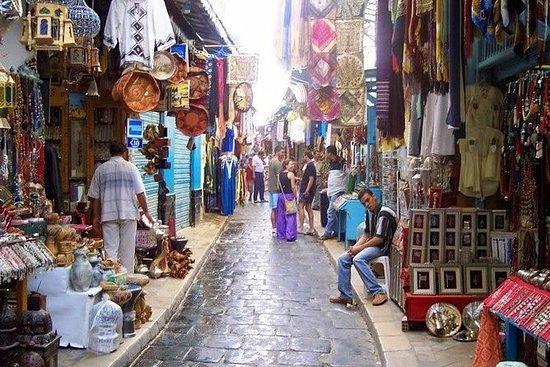 Privat guidet bytur i Marrakech