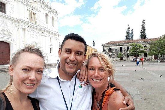 MANAGUAからのLEONとRUINSのプライベートなデイトリップ