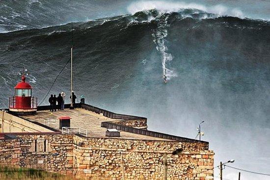 Nazare Big Waves e Peniche (capitale