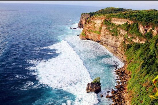South Bali Fullday Tour com Jimbaran...