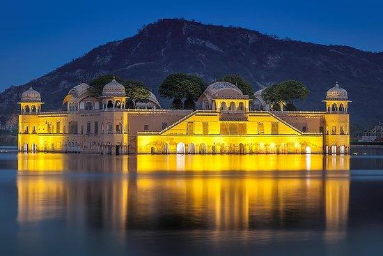 Full-Day Jaipur (Pink City) tur fra...