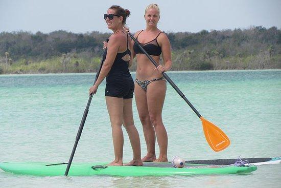 Passeio de Paddleboard na Lagoa Kaan...
