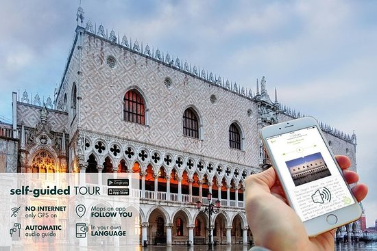 Saint Mark and Rialto Self-Guided Tour