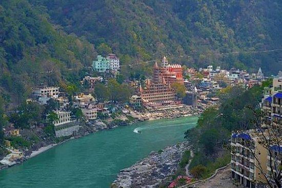 Rishikesh Haridwar Same Day Tour de...