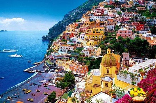 Tour por la costa de Amalfi en barco