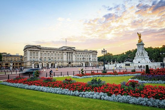 Tur for små grupper til Buckingham Palace og State Rooms: Tour for Small Groups to Buckingham Palace and State Rooms