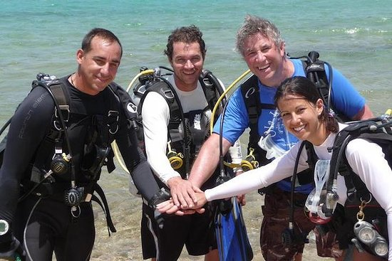 Private Guided Shore Diving Tour