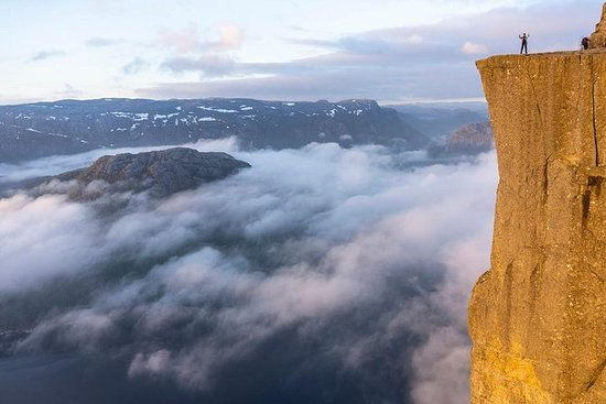 Preikestolen Sunrise Hike