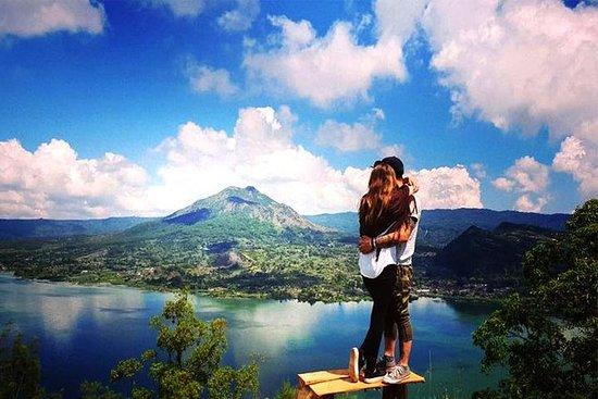 Trekking nel paradiso nascosto Bali