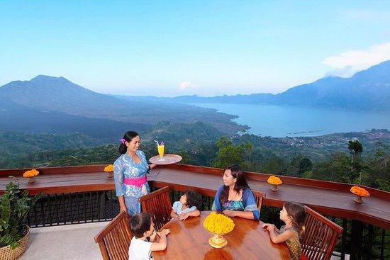 Visite privée du volcan Kintamani...