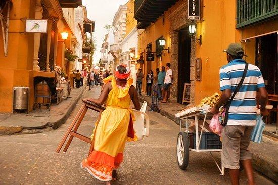 Cartagena Street Food Tour