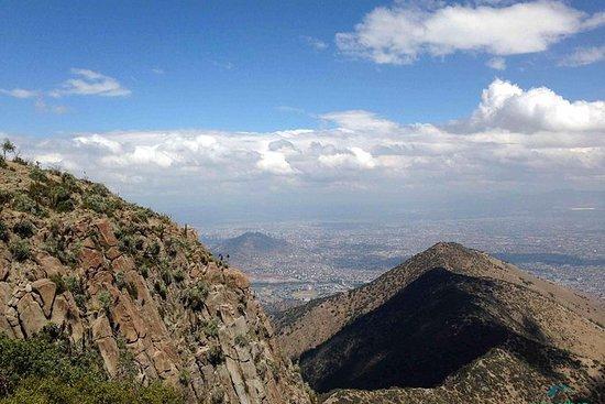 Tour guiado privado Cerro Manquehue...