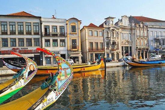 Coimbra e Aveiro saindo de Lisboa...