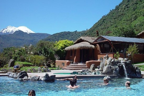 Papallacta Thermals Pools Private Day...