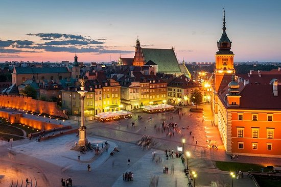 Royal Castle&Warsaw Old Town and...