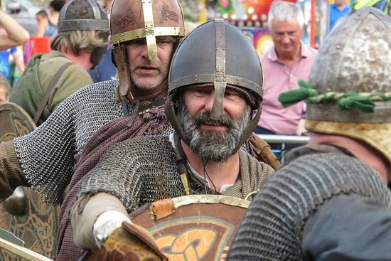 VIKING DUBLIN WALKING TOUR
