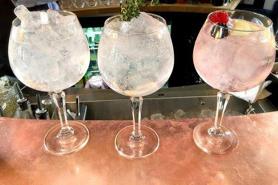 4 Gin Destilarias fora da Cidade do...