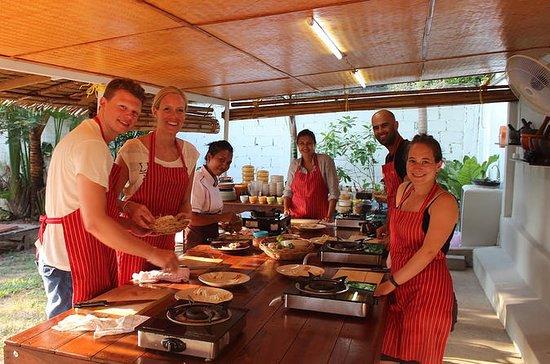 Corso di cucina thailandese a Koh