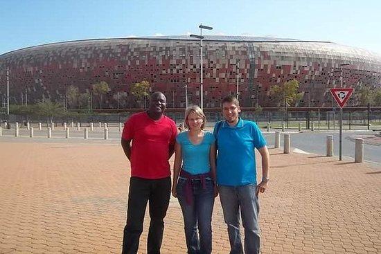 Johannesburg exploration...