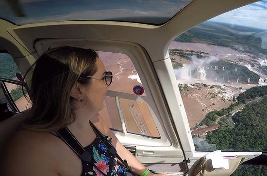 Helicopter Sightseeing Tour Over Foz...