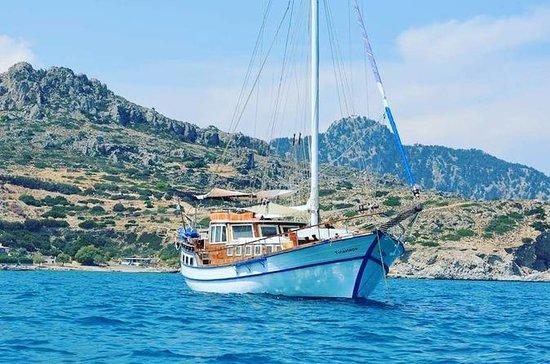 Privat bådtur til de smukkeste...