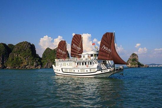 (SIC) Parada de la bahía de Hanoi y...