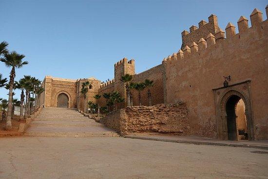 Dagstur fra Casablanca til Rabat for...