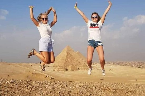 Full-Day Tour :Giza Pyramids, Sphinx...