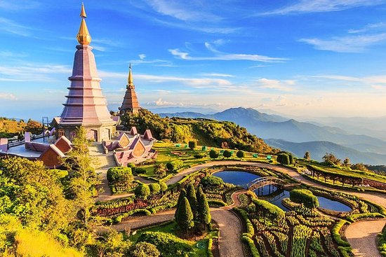 Doi Inthanon Day Trip from Chiang Mai...