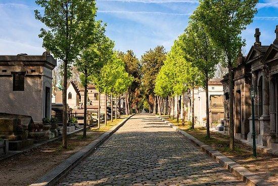 Pere Lachaise墓地私人之旅