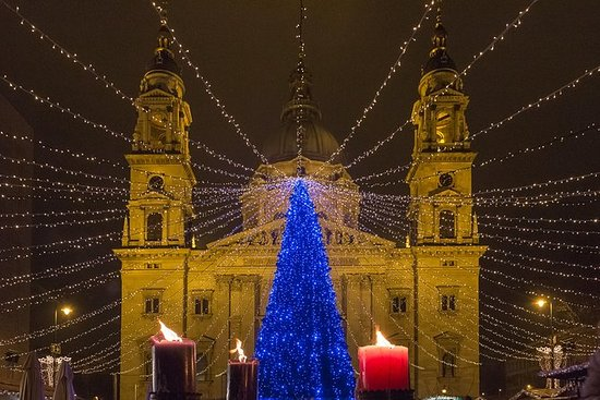 Magical Budapest Christmas Walk with...