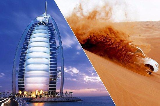 DUBAI DESERTO SAFARI CON CENA
