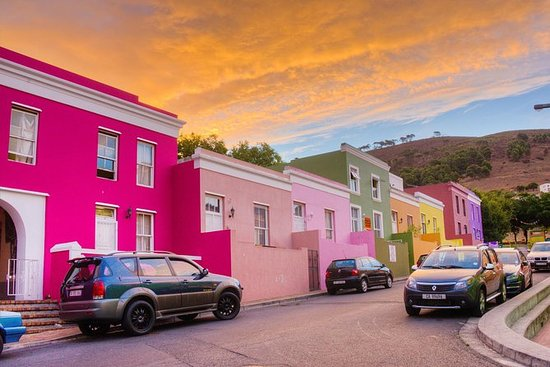 Bo-Kaap: Byen i byen Audio Walking...