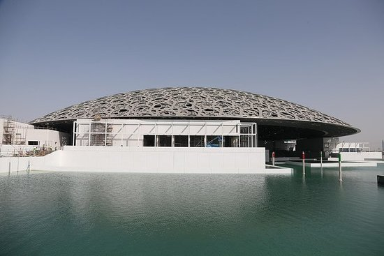 City tour em Abu Dhabi com museu do...