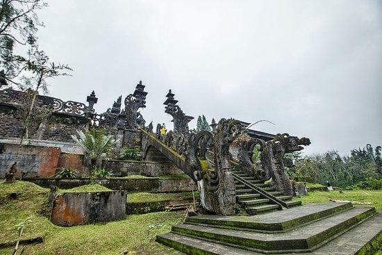 Bali Viagem espiritual dos templos...