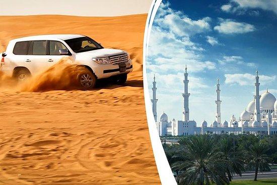 2-Day DUBAI DESERT SAFARI WITH BBQ...
