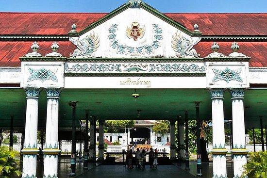 Tour por la ciudad de Yogyakarta y...