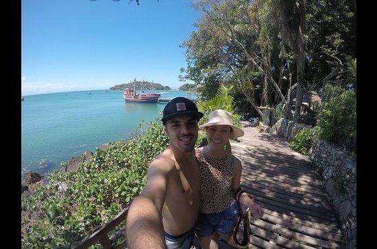 Oppdag Lagoinha Beach: Full dag fra...