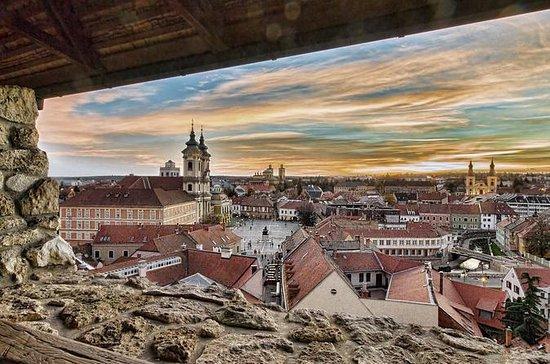 Visite de la ville et du château...