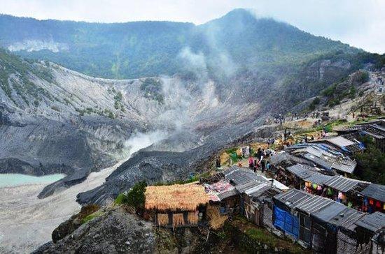 Full-Day Bandung Volcano Tour Start...