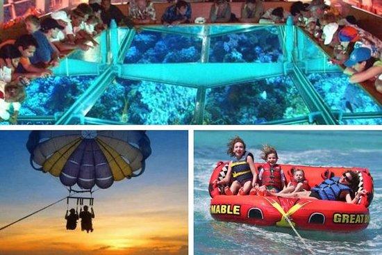 Sea Fun: Glass Bottom Boat, Tube Ride...