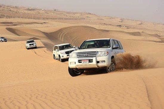 Dubai Desert Safari BBQ Dinner...