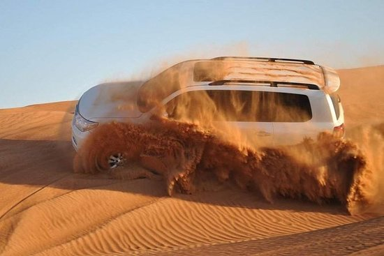 Dubai Desert Safari with BBQ Dinner