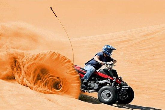 Dubaï: safari dans le quad à 30...