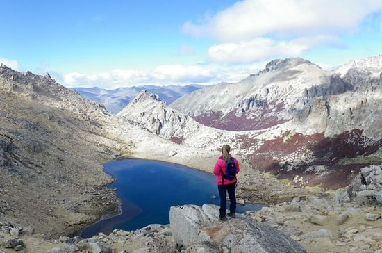 Frey Refuge by Catedral summit Full...