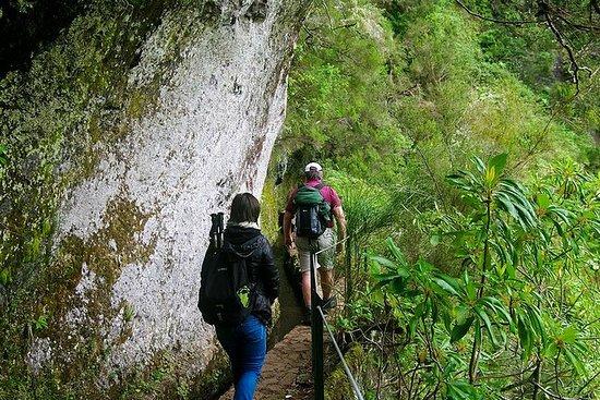 Hiking Tour Caldeirão Verde in Small...